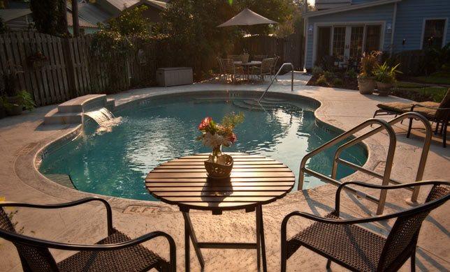 Blue Heron Inn Amelia Island Florida
