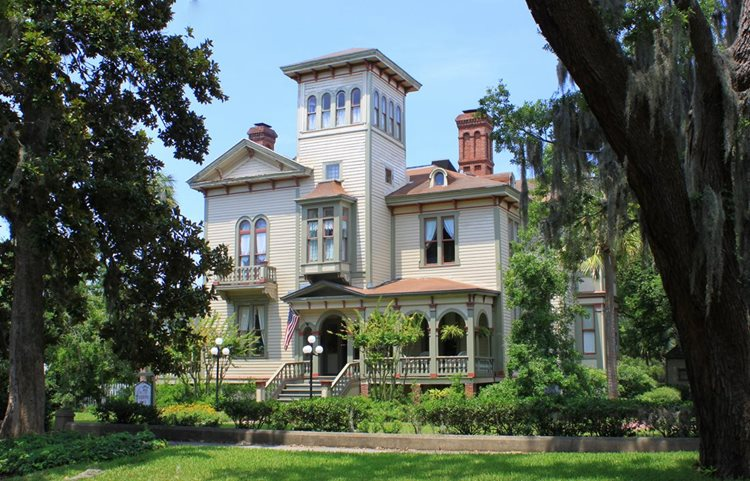 Fairbanks House Amelia Island Florida