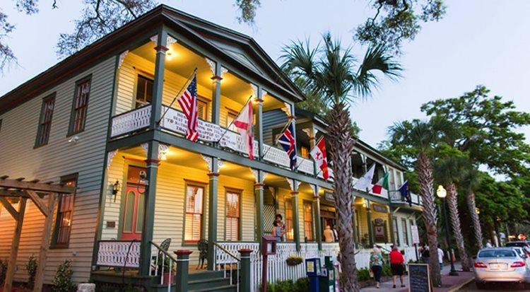 Downtown Amelia Island Restaurants