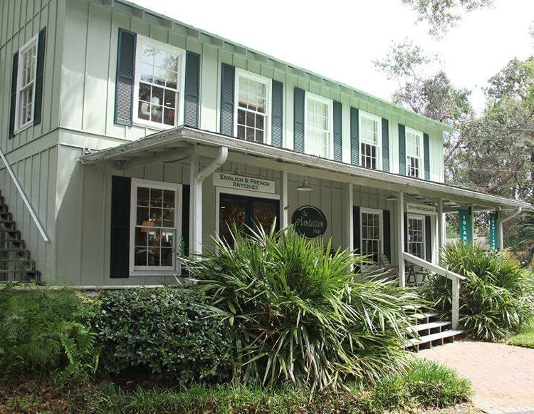 The Plantation Shop At Palmetto Walk Amelia Island Florida