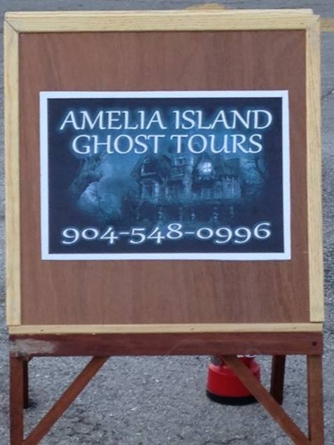 Amelia Island Ghost Tours poster
